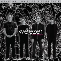 Weezer Make Believe on Numbered Limited Edition 180g LP from Mobile Fidelity…