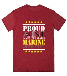 bd3e896bbe Proud Aunt of a US Marine