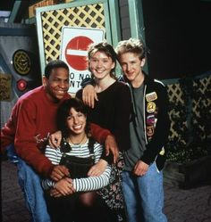 Teen Sitcoms of the 90s | ... Forward! -- The 33 Best Forgotten Teen Shows of the ... | The T