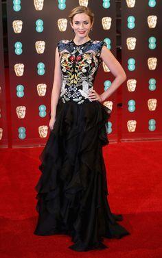 Cosa daresti per un abito come quello di Emma Stone sul red carpet?
