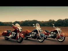The 2014 Indian® Chief®: Choice is Here. Be a Part of History.