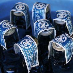 Japanese soda pop (ramune)