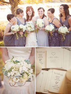 Mix matched bridesmaid dresses  Audrey Hannah Photo Blog - home