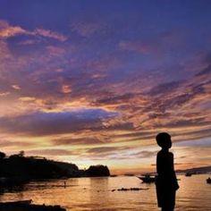 Puerto Galera, Philippines sunset