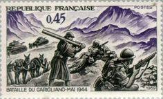 Battle of Garigliano - May 1944