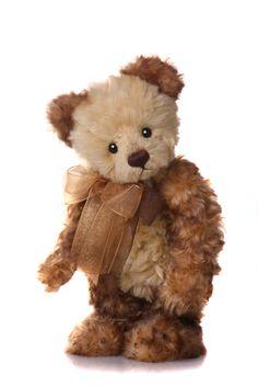Sweet stuffed bear. July 15 16 <3