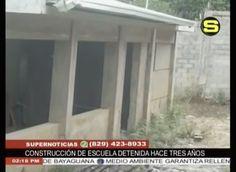 Moradores De Pedro Brand Exigen La Terminación Del Plantel Estudiantil Que Allí Se Abandonó Hace 3 Años