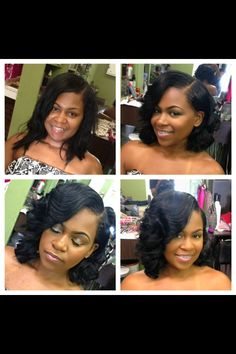 hair and makeup by lavishdeevahair