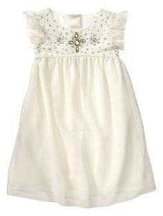Toddler girl ice queen inspired Embellished tulle dress | Gap