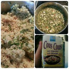 Jammy Couscous mit Gemüse