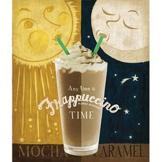 Starbucks Poster one of my favorites.