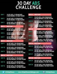 There's this thing connected to working out that has been going around for some time and it is beginning to catch our attention. The thing I'm referring to are the 30 day fitness challenges that everybody seems to be doing. It's one of the most effective workout programs – you get visible...