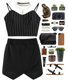 """Untitled #545"" by amy-lopez-cxxi ❤ liked on Polyvore featuring Wet Seal, Boohoo, Barneys New York, Givenchy, Fig+Yarrow, Universal Lighting and Decor, Ethan Allen, Nemesis, NARS Cosmetics and Lancôme"