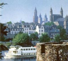 Maastricht Netherlands  Music, kibbling stands, Roman settlement, caves strategically used in World War II