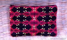 Embroidered Bedouin Zipper Case