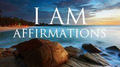 I AM Spiritual Abundance & Success Affirmations ➤ Connect to Higher Purpose ➤ Theta Binaural Beat - YouTube