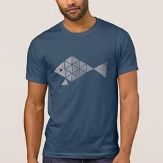 iron fish men's midnight tshirt HQH