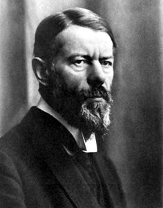 Max Weber was depressed for a very long time during his marriage to Marianne, however, he eventually overcame it around 1904.
