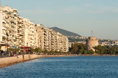 El Greco Hotel is a three star hotel located in Thessaloniki city center, on the main commercial street Egnatia, near the Waterfront and Aristotelous Square Commercial Street, Thessaloniki, San Francisco Skyline, New York Skyline, Tower, Europe, City, Places, Pictures