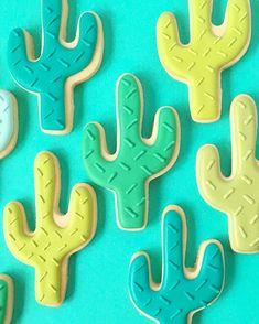 Cuando una diseñadora gráfica usa sus conocimientos de diseño para hacer galletas