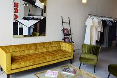 220 Concept Store: Συνταγή έμπνευσης! – lovelution Sofa, Couch, Concept, Posts, Blog, Furniture, Home Decor, Settee, Settee
