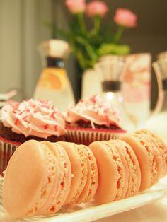Pink ribbon day -- pink breakfast