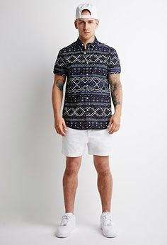 30% OFF Pull-on Chino Shorts @Forever21  | #labordaysale | Shop and Ship with Borderlinx