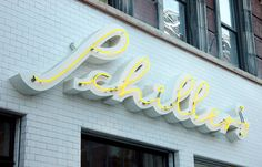 One of my favourite bars in NYC.. Type geniuses Mucca Design, Brooklyn, NY