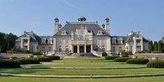 See Inside this Alabama Mansion Inspired by Versailles - TownandCountrymag.com