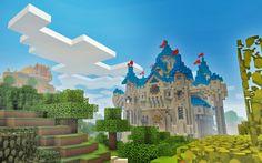 mystical minecraft castle