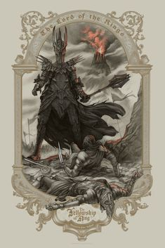 The Lord of the Rings: The Fellowship of the Ring - Created by Jonathan Burton