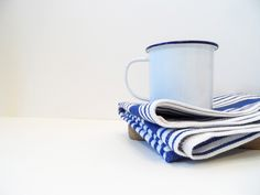 Falcon Enamelware Mugs // £3.50 each // In our Lewes shop now