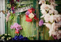 Flori + fluturi