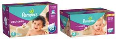 Amazon Diaper Deal : Pampers Cruisers Diapers 152ct $26.43 - http://couponsdowork.com/amazon-deals/pampers-amazon-diaper-32016/
