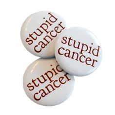 Stupid Cancer :: Pins