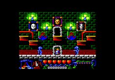 Image result for the addams family Amstrad