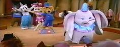 We didn't get the Disney channel when I was younger, but when they had free weekends, Dumbo's Circus was my JAM.