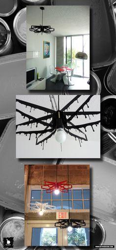 Drip-drip lamp - Product Design - Creattica