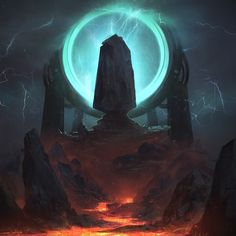 Darkness Visible - Monolith:Nexus byy J A D