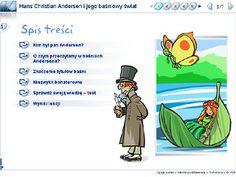 Hans Christian Andersen i jego baśniowy świat