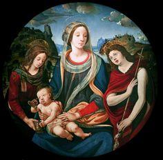 Творчество: ■ Piero di Cosimo