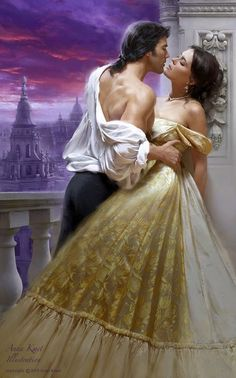 Romance Novel Covers, Romance Art, Fantasy Romance, Romance Novels, Romantic Couples, Cute Couples, Image Couple, Estilo Pin Up, Couple Silhouette