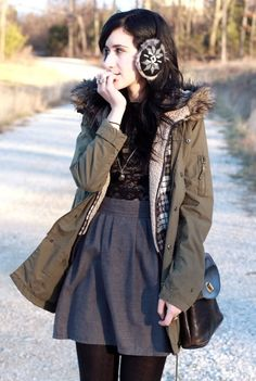 A Cold Day Style