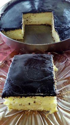 Αφράτο κωκ ταψιού !!! ~ ΜΑΓΕΙΡΙΚΗ ΚΑΙ ΣΥΝΤΑΓΕΣ 2 Greek Sweets, Greek Desserts, Cookie Desserts, Greek Recipes, Pureed Food Recipes, Sweets Recipes, Cake Recipes, Cooking Recipes, Sweets Cake