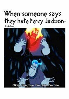Random Percy Jackson (Percy Jackson and the Avengers