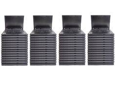 Lot of 56 Lenovo ThinkPad T61 Laptop Core 2 Duo 1.8-2GHz 0-250GB 0-4GB No O.S.