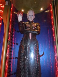 Hellraiser III Pinhead movie prop