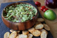 How to keep guacamole from turning, including a kitchen tip video.