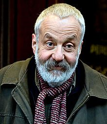 Mike Leigh, British writer and director of film and theatre