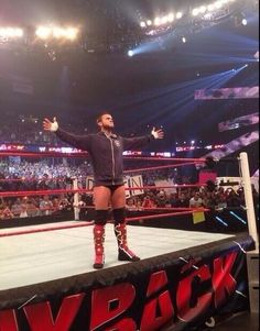 CM Punk at Payback 2013. Yes!
